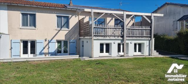 Vente - Maison - Niort - 123.63m² - 5 pièces - Ref : 79081-929991