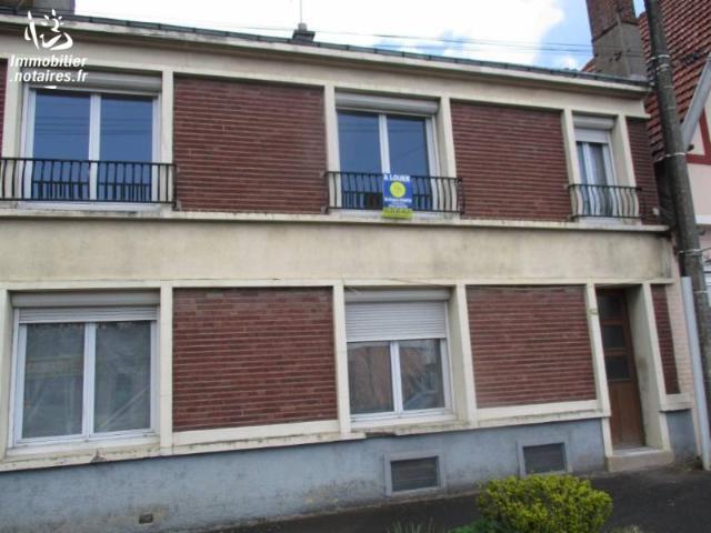 Location - Appartement - Chaulnes - 120.00m² - 3 pièces - Ref : 80098-284526