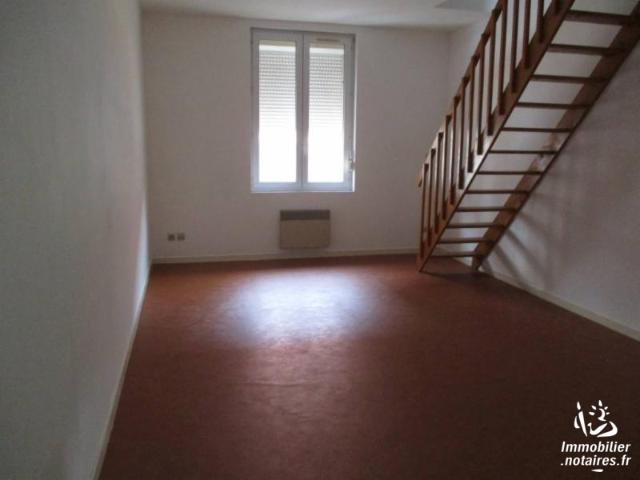 Location - Appartement - Péronne - 44.94m² - 3 pièces - Ref : 80098-287156