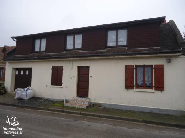 Vente - Maison / villa - HOMBLEUX - 150 m² - 7 pièces - 80103-269030