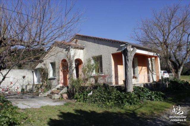 Vente - Maison - Valréas - 73.00m² - 3 pièces - Ref : 84064-297234