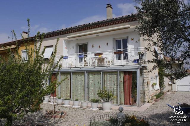Vente - Maison - Valréas - 120.00m² - 6 pièces - Ref : 84064-363289