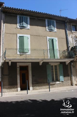 Vente - Maison - Valréas - 110.00m² - 6 pièces - Ref : 84064-143753