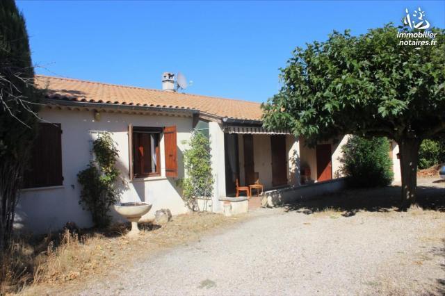 Vente - Maison - Valréas - 120.00m² - 5 pièces - Ref : 84064-145844