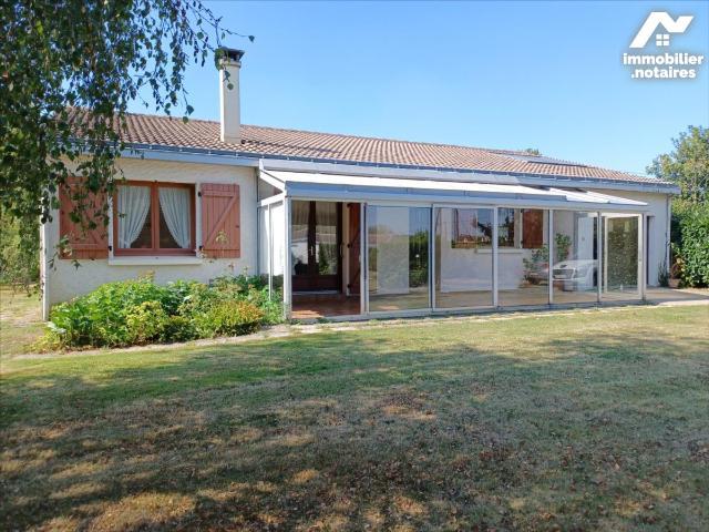 Vente - Maison - Ferrière - 108.0m² - 5 pièces - Ref : RO00143