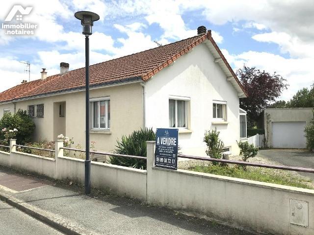Vente - Maison - Montaigu-Vendée - 89.45m² - 4 pièces - Ref : 948