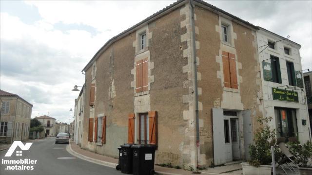 Vente - Maison - Damvix - 182.0m² - 5 pièces - Ref : 85050-926883