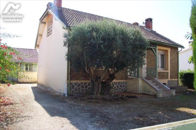 Vente - Maison - Saint-Vincent-sur-Jard - 90.0m² - 5 pièces - Ref : 926810