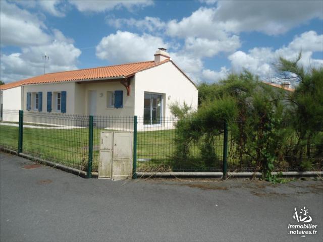 Location - Maison - Saint-Christophe-du-Ligneron - 86.00m² - 4 pièces - Ref : 85091-255437