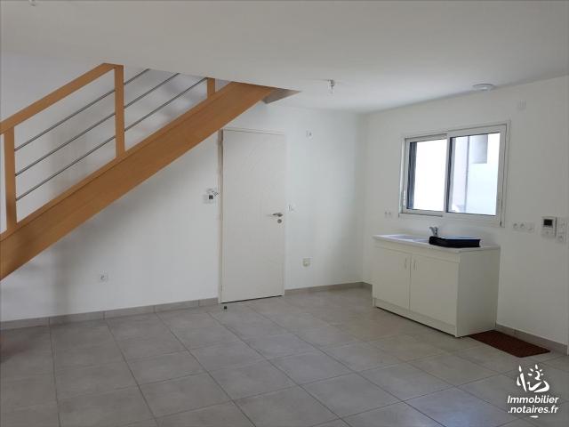 Vente - Maison - Challans - 78.00m² - 3 pièces - Ref : 85091-479489