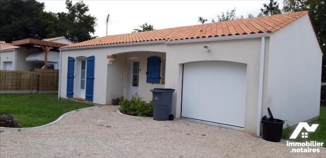 Vente - Maison - Challans - 82.0m² - 4 pièces - Ref : 85091-925978