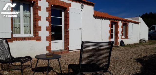 Vente - Maison - Soullans - 56.0m² - 3 pièces - Ref : 85091-924500