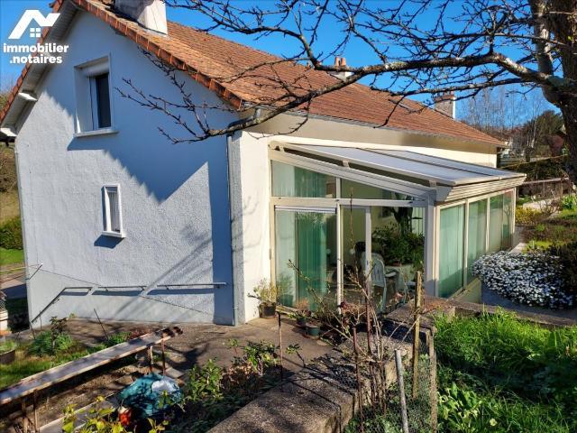 Vente - Maison - Croutelle - 102.0m² - 4 pièces - Ref : CRO.DAI