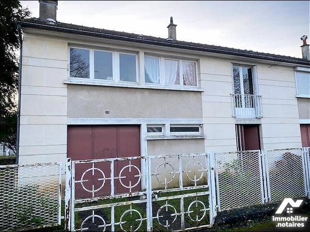 Vente - Maison - Châtellerault - 88.0m² - 4 pièces - Ref : 86037-900602