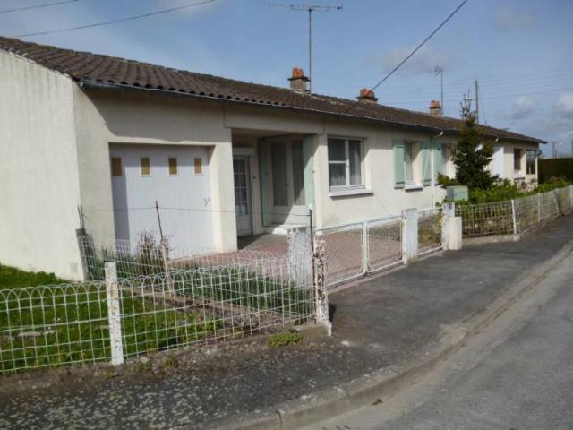Vente - Maison - LOUDUN - 85.40m² - 4 pièces - Ref : N 212