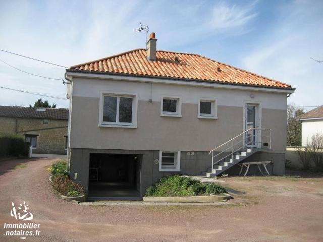 Vente - Maison / villa - LOUDUN - 62 m² - 3 pièces - N092