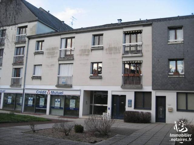 Vente - Appartement - LOUDUN - 68,85 m² - 2 pièces - N261
