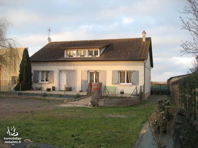 Vente - Maison / villa - LES TROIS MOUTIERS - 120 m² - 4 pièces - N206
