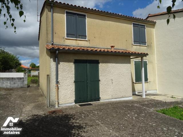 Vente - Maison - Chauvigny - 99.0m² - 4 pièces - Ref : 2309