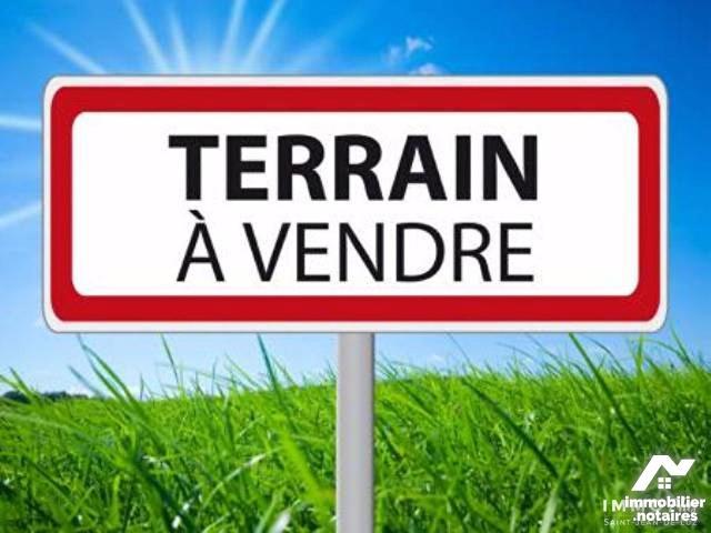 Vente - Terrain - Bonnes - 770.0m² - Ref : 2313