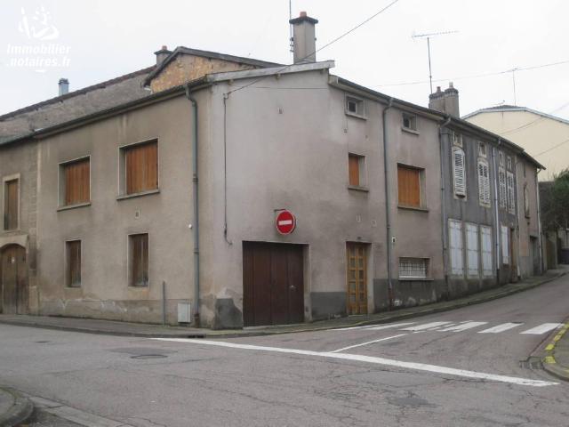 Vente - Maison / villa - MIRECOURT - 96 m² - 4 pièces - 88016-137851