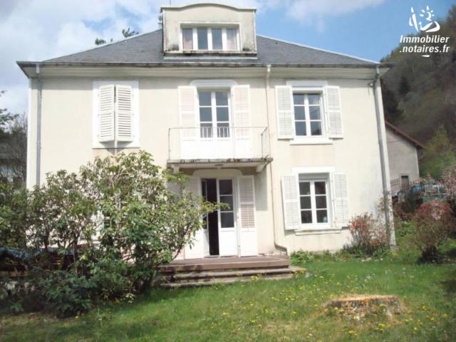 Vente - Maison - Saint-Maurice-sur-Moselle - 164.00m² - 5 pièces - Ref : 349/0109