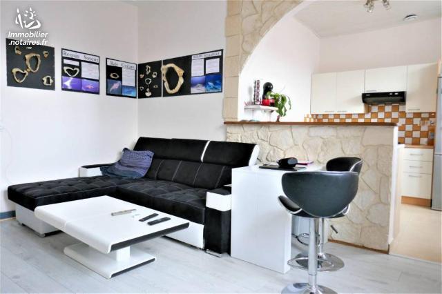 Vente - Appartement - Saint-Dié-des-Vosges - 63.74m² - 4 pièces - Ref : 88050-376424
