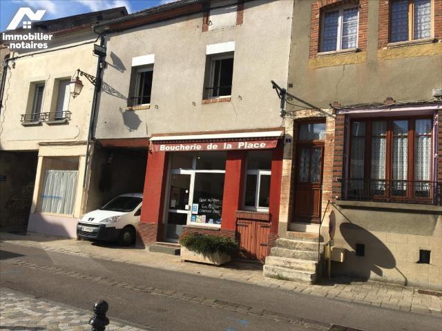 Vente - Immeuble - Saint-Julien-du-Sault - 100.0m² - Ref : 2100013