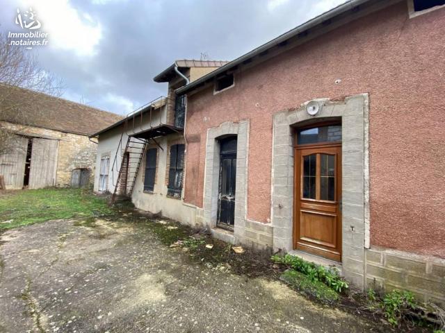 Vente - Maison - Courlon-sur-Yonne - 100.00m² - 5 pièces - Ref : 89079-380897