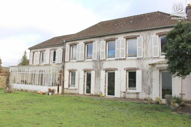 Vente - Maison - Villeneuve-sur-Yonne - 204.65m² - 8 pièces - Ref : 89095-378643