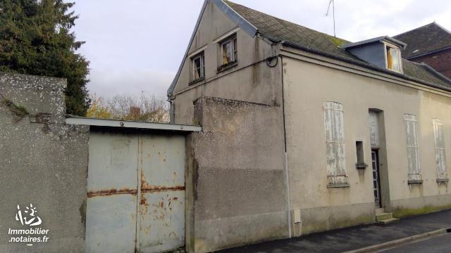 Vente - Maison - Bohain-en-Vermandois - 140.00m² - 5 pièces - Ref : 02050-82