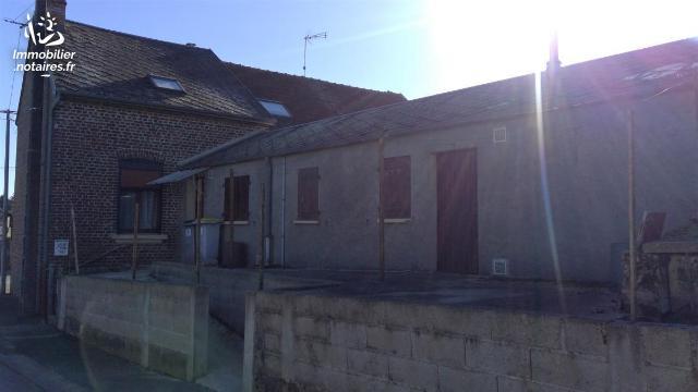 Vente - Maison - Villeret - 75.00m² - 3 pièces - Ref : 02053-27