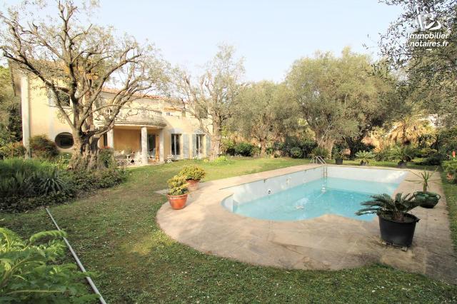 Vente - Maison - Nice - 180.0m² - 6 pièces - Ref : 06001-40