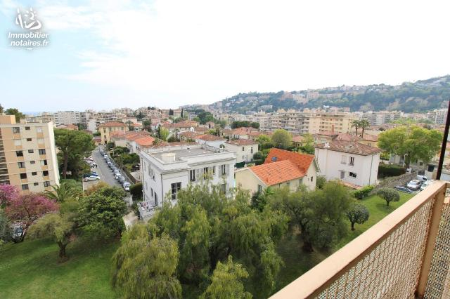 Vente - Appartement - Nice - 54.1m² - 3 pièces - Ref : 06001-42