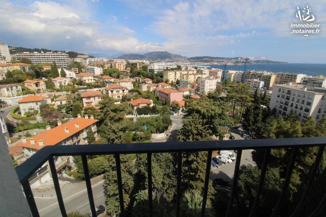 Vente - Appartement - Nice - 3 pièces - Ref : 06001-43