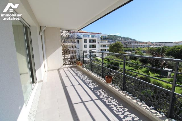 Vente - Appartement - Nice - 44.0m² - 2 pièces - Ref : 06001-55