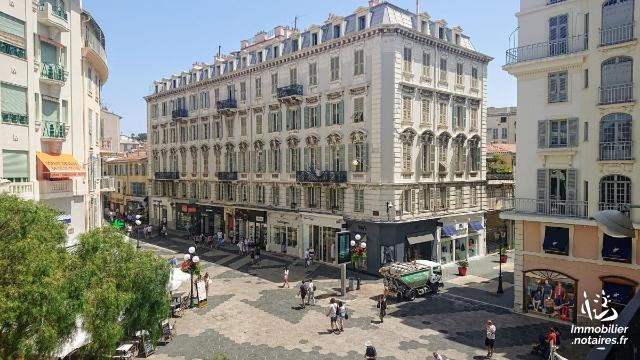 Vente - Local d'activité - Nice - 68.58m² - Ref : 06003-31