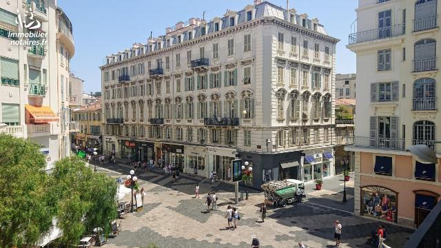 Vente - Appartement - Nice - 68.58m² - 4 pièces - Ref : 06003-30