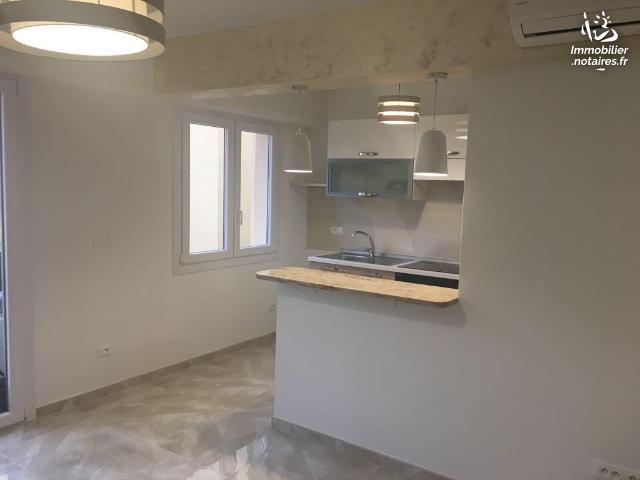 Vente - Appartement - Menton - 26.53m² - 1 pièce - Ref : 06016-92