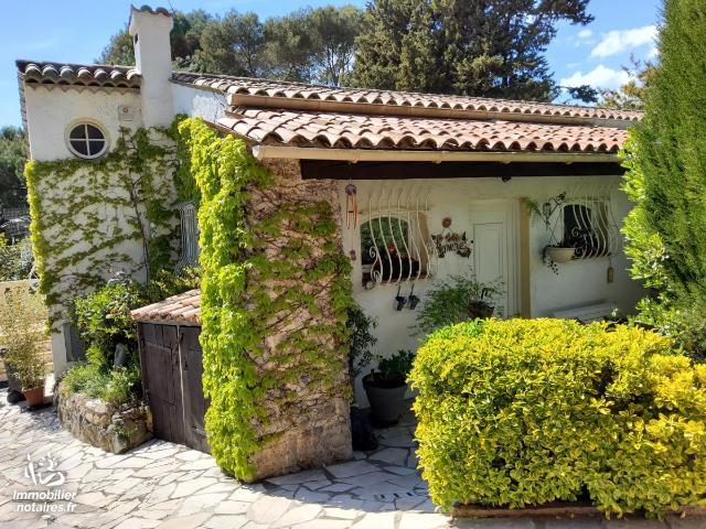 Vente - Maison - Roquefort-les-Pins - 170.0m² - Ref : 06034-128