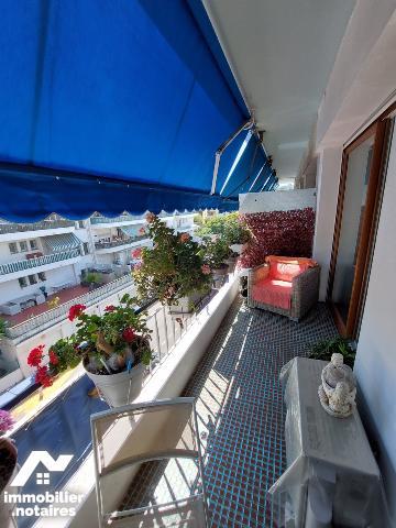 Viager - Appartement - Cagnes-sur-Mer - Ref : 06035-232
