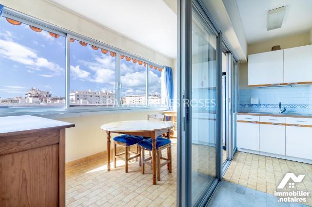 Location - Appartement - Cannes - 22.11m² - 1 pièce - Ref : 06039-L4