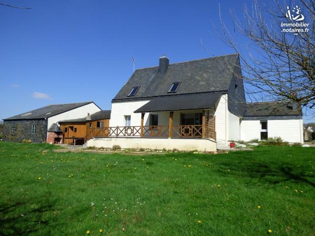 Vente - Maison - Saint-Étienne-du-Gué-de-l'Isle - 147.00m² - Ref : 22115-2176