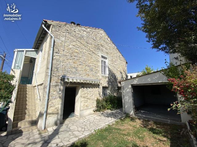 Vente - Maison - Nîmes - 80.0m² - 3 pièces - Ref : 30006-212