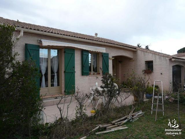 Viager - Maison - Lunel - 77.00m² - 3 pièces - Ref : 30030-808