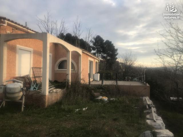 Vente - Maison - Branoux-les-Taillades - 101.00m² - 5 pièces - Ref : 30041-244