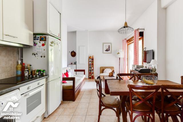 Vente - Appartement - Uzès - 3 pièces - Ref : 30047-357