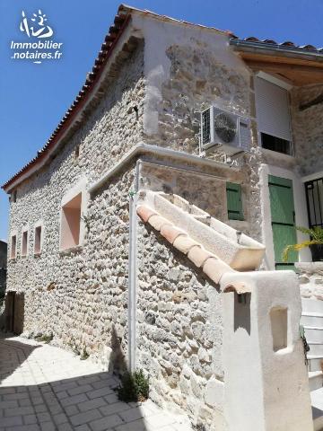 Vente - Maison - Uzès - 110.00m² - 5 pièces - Ref : 30047-28