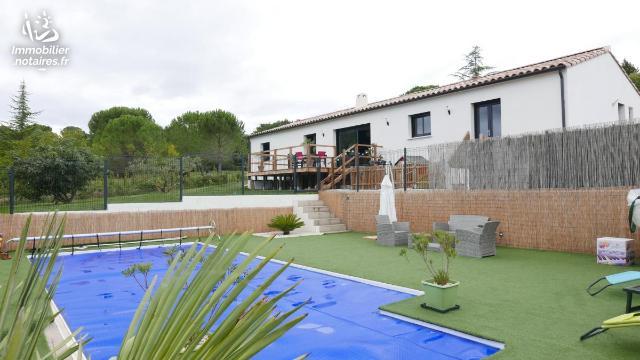 Vente - Maison - Uzès - 135.00m² - 7 pièces - Ref : P30048-1016847