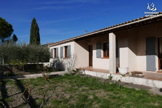 Vente - Maison - Uzès - 90.00m² - 5 pièces - Ref : 30048-65
